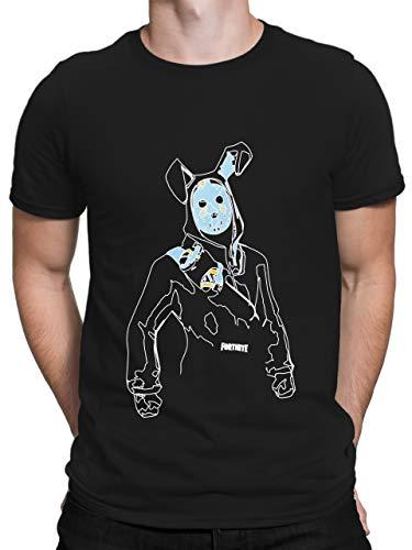 Fortnite Mens' T-Shirt Medium Black