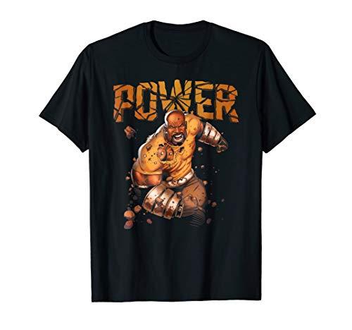 Marvel Luke Cage Power Graphic T-Shirt