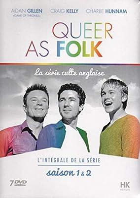 Queer As Folk - Saisons 1 & 2 [Francia] [DVD]: Amazon.es: Aidan ...