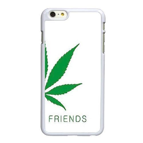 Beste Freunde 4 iPhone 6 6S plus 5,5 Zoll-Handy-Fall hülle weiß Z8X3QQMLAM