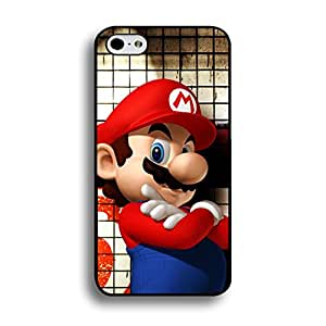 Cover Shell Cartoon Super Mario Phone Case for Iphone 6/6s 4.7 (Inch) Creative Original Super Mario Comics Pattern Back Cover