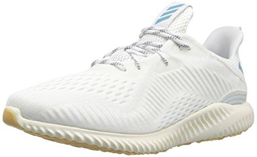 adidas Originals Men's Alphabounce 1 Parley m Running Shoe, Neon-Dyed, Neon-Dyed, Vapour Blue Fabric, 11.5 M US