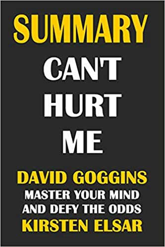 Descargar Ebooks Torrent Summary: Can't Hurt Me- David Goggins: Master Your Mind And Defy The Odds Buscador De Epub