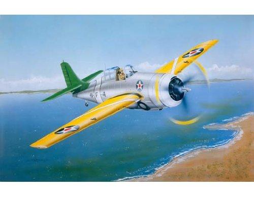 (Trumpeter 02255 Grumman F4F-3 Wildcat Early Version Aircraft 1/32 Scale Model Kit)