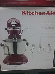 Amazon Com Kitchenaid Professional Hd Series 525 Watt