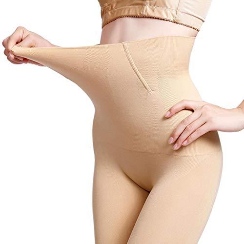 mandii Shapewear Pants Women Body Shaper Panty High Waist Slimming Waist Seamless Thigh Slimmers