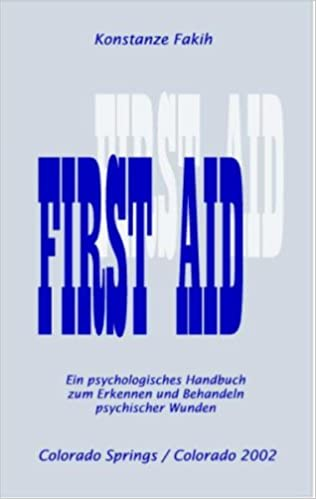 First Aid Buch Cover