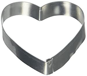 Fashioncraft Heart Shaped Cookie Cutters from The Favor Saver Collection