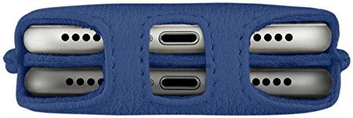 ullu Sleeve for iPhone 8/ 7 - Blue Steel Blue UDUO7PL04 by ullu (Image #3)