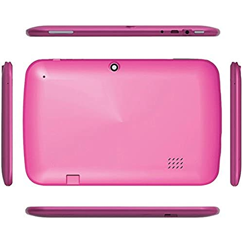 Supersonic SC-774KT PINK Munchkins 7 Android 5.1 Quad-Core 4GB Kids' Tab Coupons