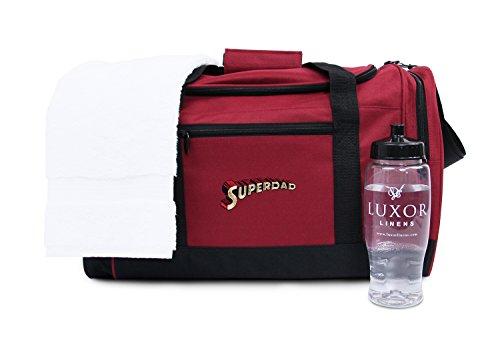 luxor-linens-superdad-gym-set-burgundy
