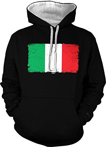 Italian Flag Sweatshirt - 2