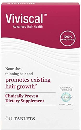 Hair Regrowth Treatment for Women - 60 Pills x 3 Boxes (180 Total Pills) 3 Month Supply - Extra 180 Tablets