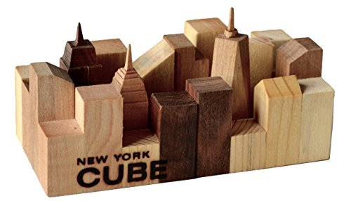 New York City Cube, The Perfect Souvenir Gift Of Manhattan Skyline