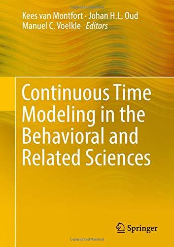 behavioral modeling - 1