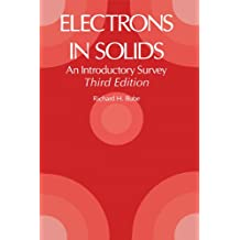 Electrons in Solids: An Introductory Survey
