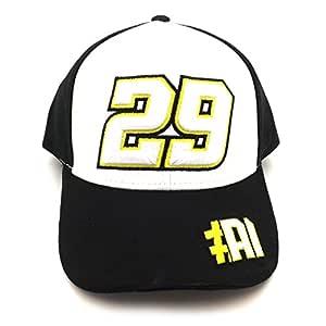 Andrea Iannone 29 Moto GP Logo Niños Baseball Gorra Oficial 2018 ...