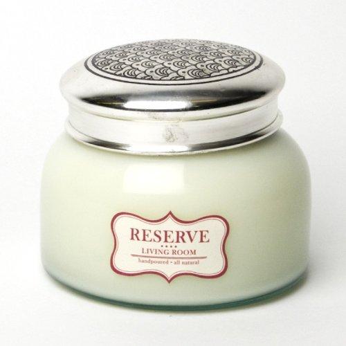 Aspen Bay Candles Reserve Jar Candle, Living Room (Aspen Candle)