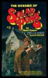 img - for THE DOSSIER OF SOLAR PONS (re: Sherlock Holmes) book / textbook / text book