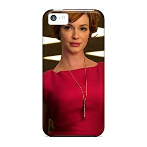 meilz aiaiNew iphone 5/5s Cases Covers Casing(christina Hendrix In Mad Men)meilz aiai