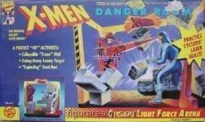 (X-Men Cyclops Light Force Arena Danger Room)