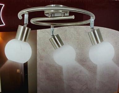 Luna Light Lampen : Spirale flammig energisparer deckenleuchte luna d´or