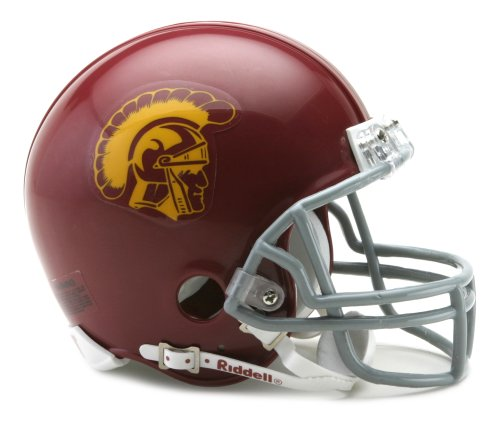 Usc Mini Helmet - NCAA USC Trojans Replica Mini Football Helmet