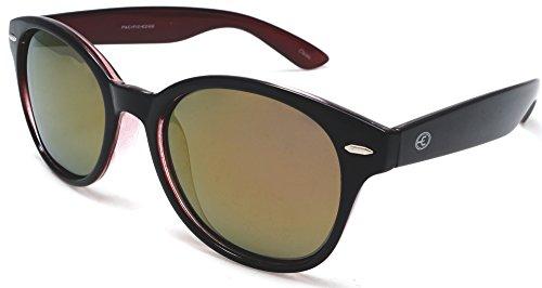 Women's Classic Cat Eye Wayfarer Liz Taylor Style Polarized - Wayfarer Sunglasses Chloe