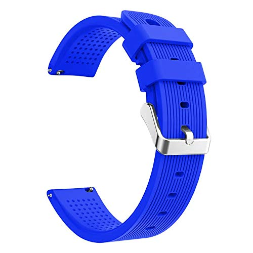 Jewh Watch Band - Wrist Strap Bracelet for Sport - Silicon Accessory Watch Band for Huami