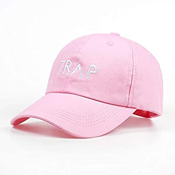 DZPHUI Gorra De Béisbol Pure Cotton Trap Hat Pink Pretty Girls ...