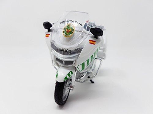 PLAYJOCS GT-3988 Moto Guardia Civil 3