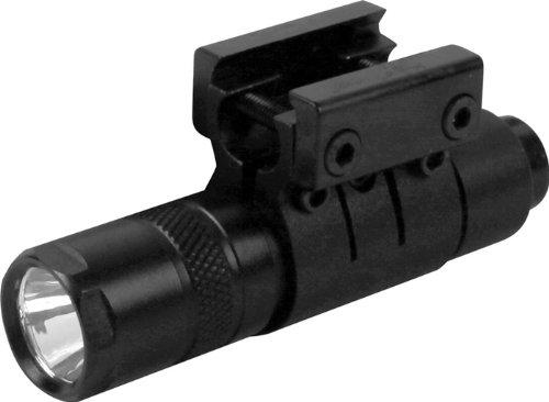 Aim Sports 90 Lumens Flashlight with Mount/Pressure Switch by AIM Sports