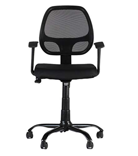 CELLBELL® C103 Medium-Back Mesh Office Chair[Black]