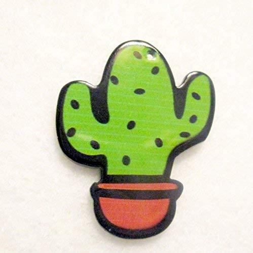 Cactus Acrylic Needle Minder, Hand Needle Notion