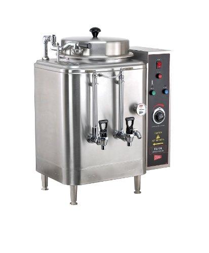 Cecilware Coffee Urn - Grindmaster-Cecilware FE75N 3-Phase Coffee Urn, 3-Gallon