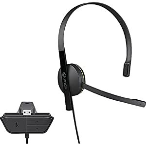 Microsoft Chat Headset for Xbox One - マイクロソフト チャットヘッドセット (海外輸入北米版周辺機器)