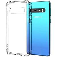 "Capa Anti Shock Samsung Galaxy S10 6.1"", Cell Case, Capa Anti-Impacto, Transparente"