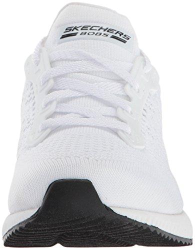 Sport Bobs 31371 para Ltpk Zapatillas Blanco Skechers Mujer q5Cdq