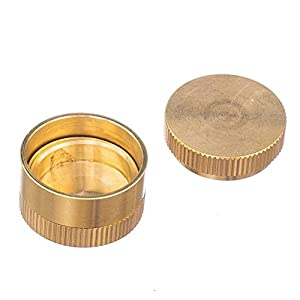 Gracefulvara Disappearing Coin Magic Trick Prop - Make Coins Pass Through The Palms or Disappear