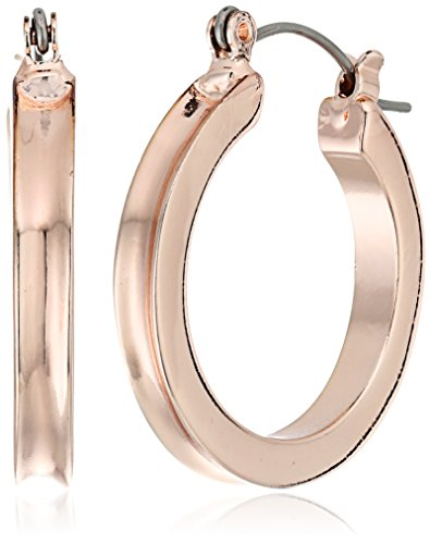 GUESS Womens Small Wide Earring