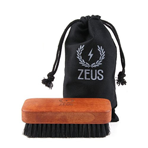 Zeus 100 Bristle Beard Brush product image