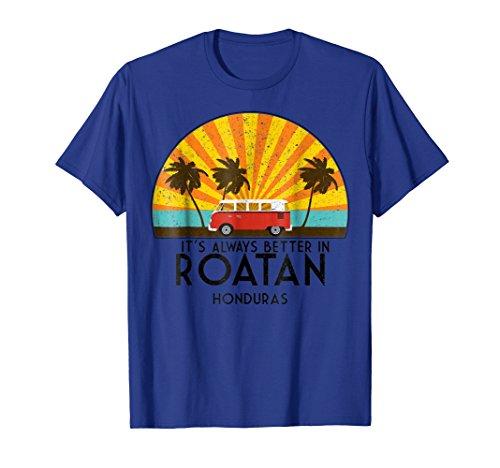 Roatan Honduras T-Shirt - Roatan Souvenir Gift