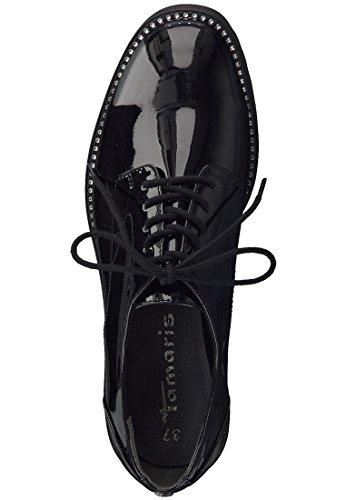 Black 21 Nero Patent 23724 1 1 black 018 Patent Tamaris ZUwAOqRw