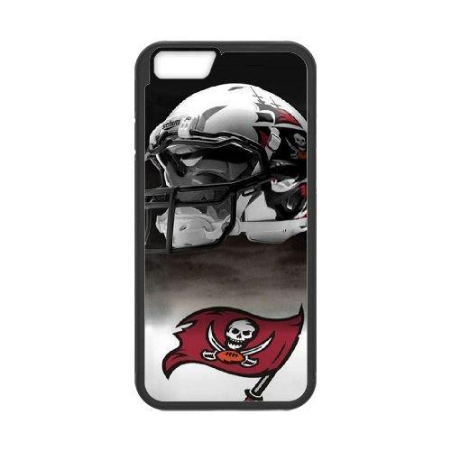 Atlanta Falcons Team Logo Black coque iPhone 6 Plus 5.5 Inch Housse téléphone Noir de couverture de cas coque EBDOBCKCO14403