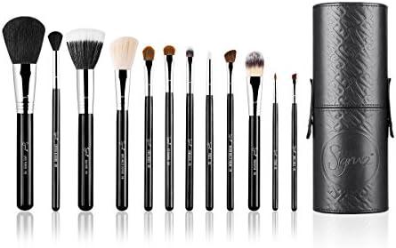 Sigma Beauty - Essential Kit - Make me Classy / Kit de 12 Brochas - Negro: Amazon.es: Salud y cuidado personal