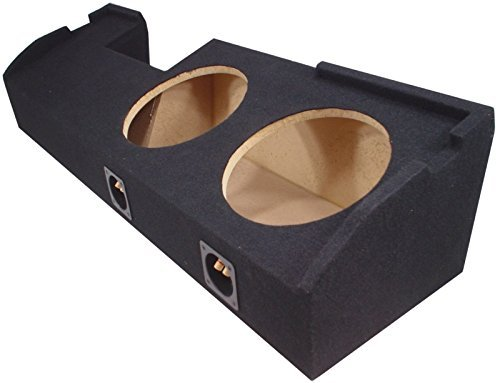 Custom Ford F150 Super Crew 01-03 Truck Dual 10 Subwoofer Speaker Bass Sub Box