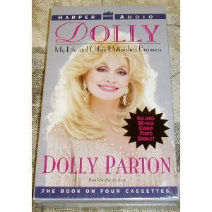 Dolly: My Life and Other Unfinished Business by Parton, Dolly (October 1, 1994) Audio Cassette