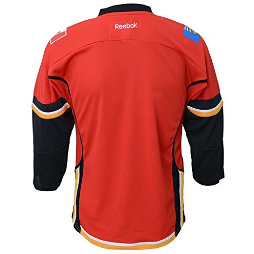 NHL Boys 4-7 Team Color Replica Jersey