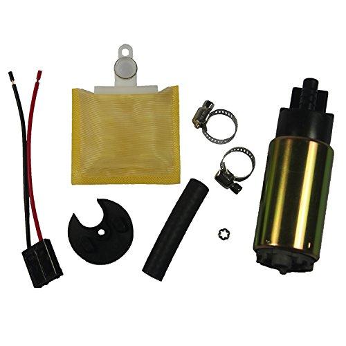 (JDMSPEED New Intank Fuel Pump Fit For Honda CBR600F4i CBR 600 F4i 2001 2002 2003 2004 2005)