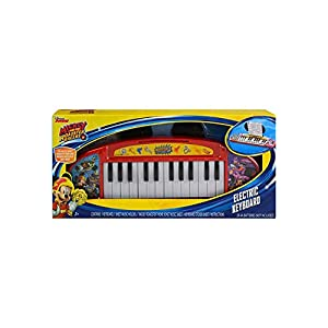 What Kids Want Mickey Keyboard with Music in Box